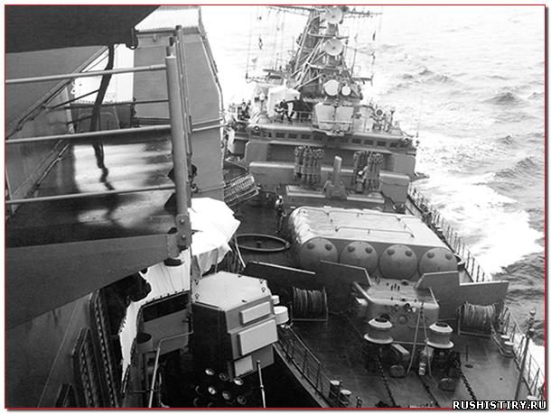 Таран на черном море
