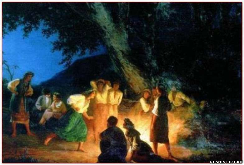 Праздники у древних славян