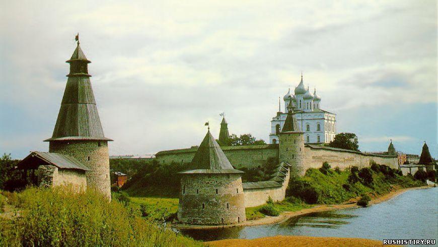 города Руси