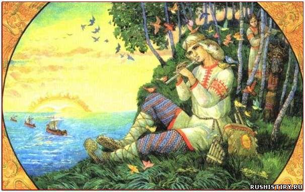 Бог любви в древней Руси – Лель