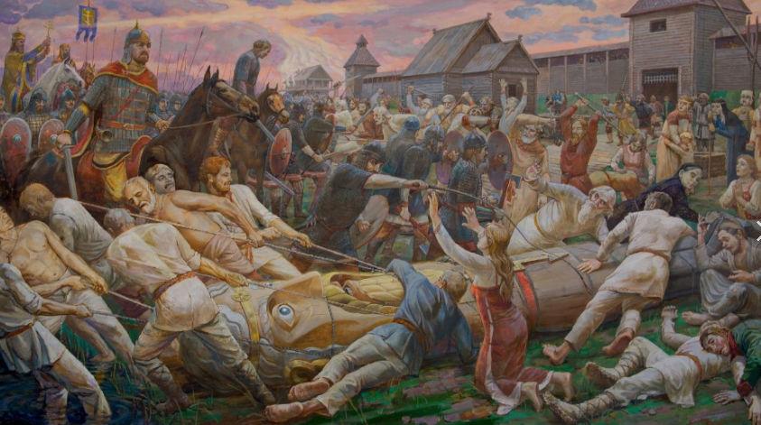 борьба с язычеством на Руси