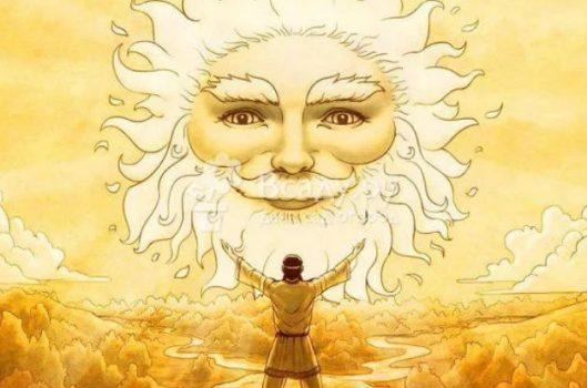 Праздник Рождение солнца - Коляда