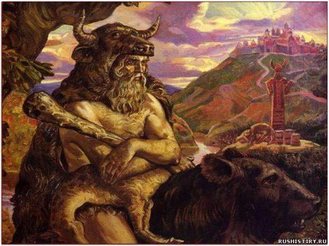 Боги и богини древней Руси